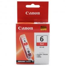 Μελάνι Canon BCI-6R Red
